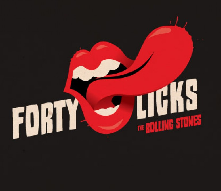 Forty Licks - The Rolling Stones